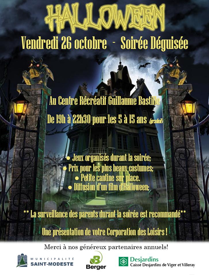 Halloween 2018 (Auteur : Vincent Laflamme)