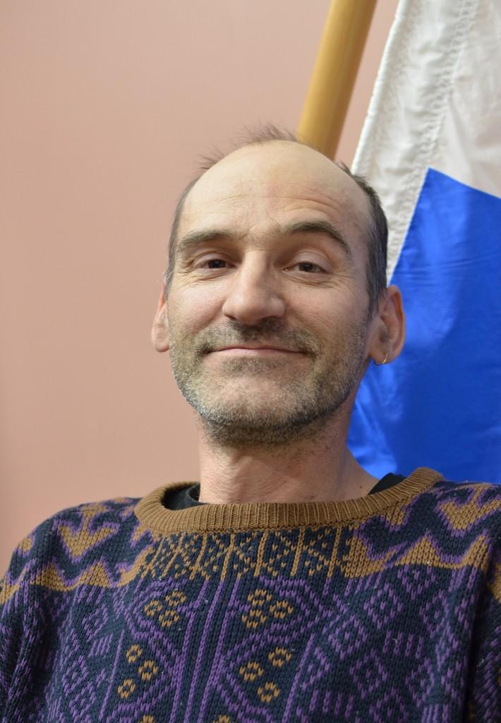 Simon Pelletier, conseiller, siège N°6