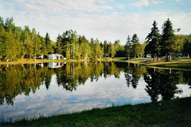 Accueil - Lac