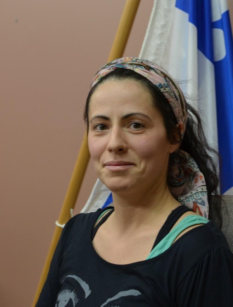 Stéphanie Gaudreault, conseillère, siège N°5